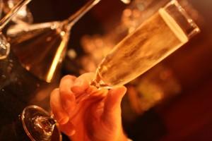 Gyomorégés alkohol