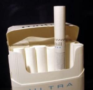 Gyomorégés cigaretta