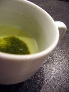 Gyomorégésre zöld tea