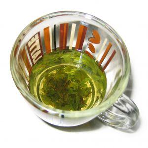 Gyomorsav ellen zöld teával